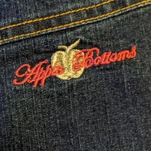 Apple Bottoms Toddler Jeans